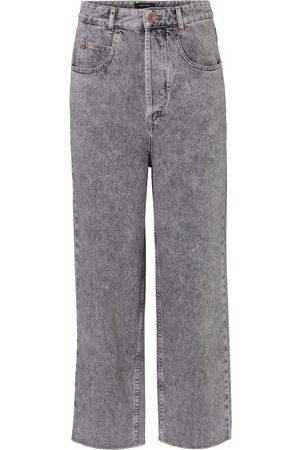 Isabel Marant Dame High waist - Laliskasr high-rise wide-leg jeans