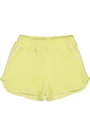 PAADE Organic cotton terry shorts