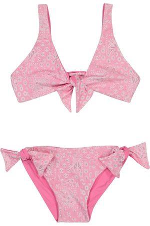 Melissa Odabash Jente Bikinier - Baby Como printed bikini