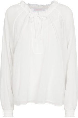 Chloé Cotton and silk blouse