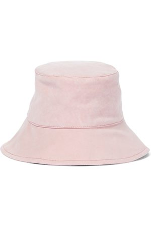 Isabel Marant Dame Hatter - Loiena cotton bucket hat