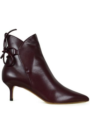Francesco Russo Leather boots