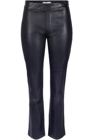 One & Other Larry Leather Pants
