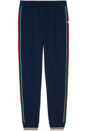 Gucci Cashmere jogging bottoms