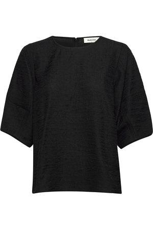 Modstrom Hazell Top Blouses Short-sleeved