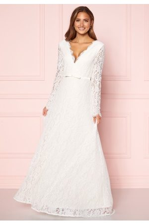 Moments New York Antoinette Wedding Gown White 36