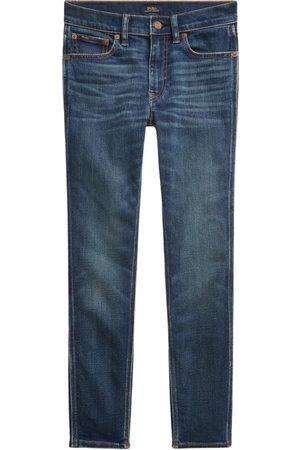 Polo Ralph Lauren Tomkins Cro Skinny Denim Jeans
