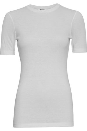 Moss Copenhagen Mona Lyocell O Ss Tee T-Shirt