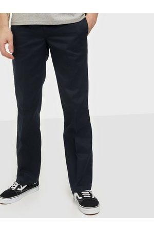 Dickies Herre Smale bukser - Slim Straight Work Pants Bukser Dark Navy