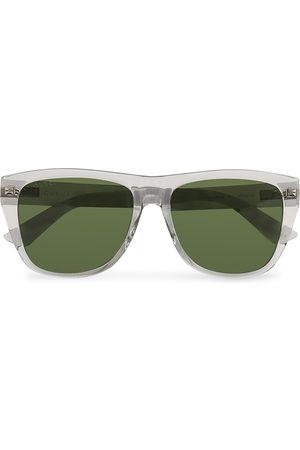 Gucci GG0926S Sunglasses Grey/Green
