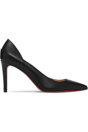 Christian Louboutin 85mm Maastricht Leather Pumps