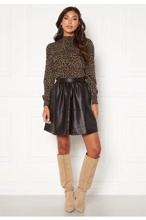 VILA Choosy HW Skirt Black 36