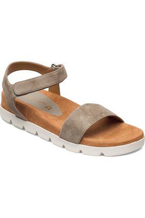 UNISA Dame Sandaler - Cepeda_ks Shoes Summer Shoes Flat Sandals Grå