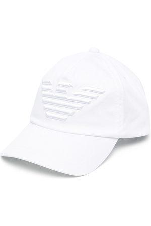 Emporio Armani Herre Capser - Raised logo baseball cap