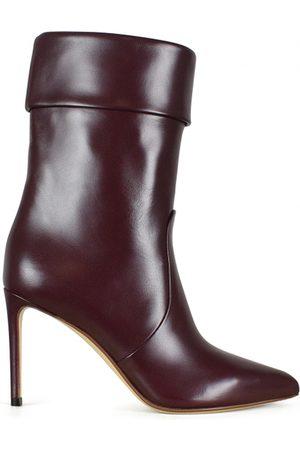 Francesco Russo Dame Skoletter - Leather boots