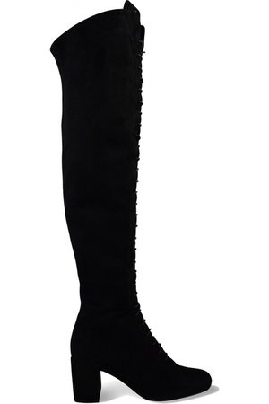 Saint Laurent Lace-up over-the-knee