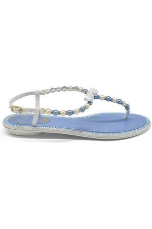 RENÉ CAOVILLA Pearl Sandals