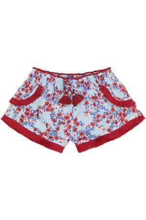 POUPETTE ST BARTH Lulu floral shorts