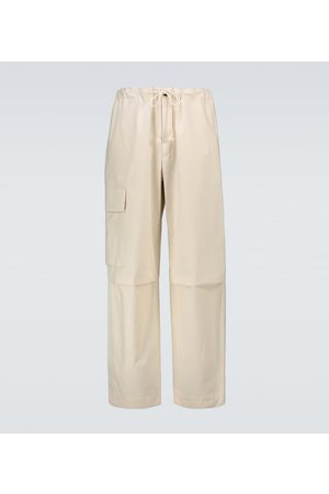 Jil Sander Cotton cargo pants