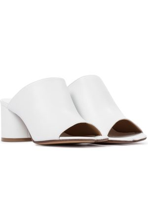Maison Margiela Tabi leather sandals