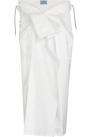 Prada Re-nylon cape