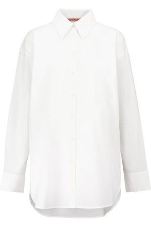 Acne Studios Cotton poplin shirt