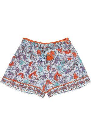 POUPETTE ST BARTH Cindy floral shorts