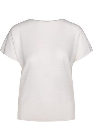 Cathrine Hammel Wide Sleeveless Top
