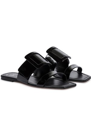 Roger Vivier Patent leather sandals