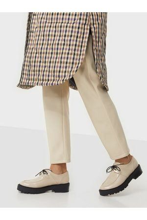 NLY Shoes Dame Loafers - Chunky Topstitch Shoe