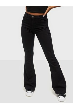 Missguided Dame Bootcut - Lawless Flare Jeans