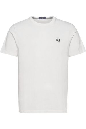 Fred Perry Herre Kortermede - Crew Neck T-Shirt T-shirts Short-sleeved