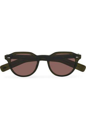 Eyevan 7285 Lubin Sunglasses Moss