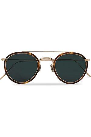 Eyevan 7285 Herre Solbriller - 762 Sunglasses Tortoise