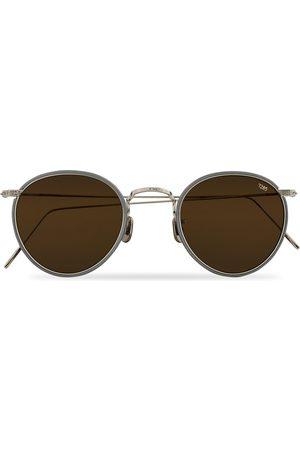Eyevan 7285 Herre Solbriller - 717W Sunglasses Silver