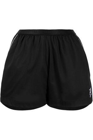 Karl Lagerfeld Dame Pyjamaser - Two-tone pyjama shorts