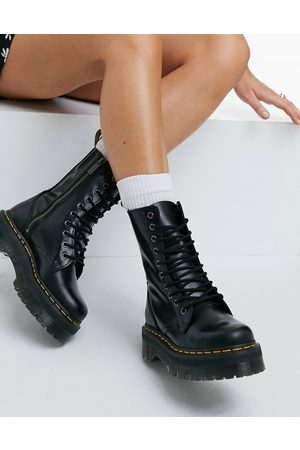 Dr Martens Jadon Hi boots in black