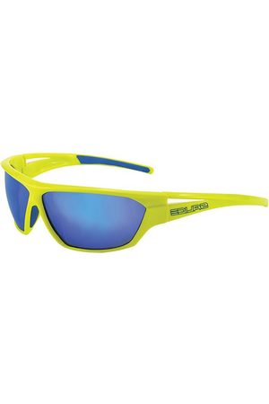 Salice Solbriller 002 CRX with Bronze Lens GIALLO/RW BLU
