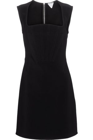 Bottega Veneta Embroidered minidress