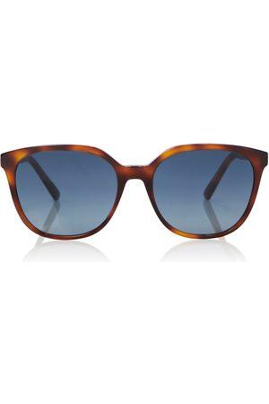 Dior 30MontaigneMini BI tortoiseshell sunglasses