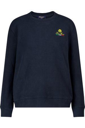 Loro Piana Horsey cotton sweatshirt