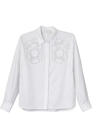 Fwss Wabi Embroidered Shirt