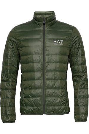 EA7 Jacket Fôret Jakke Grønn