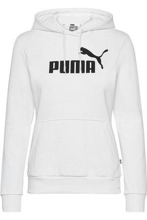 PUMA Ess Logo Hoodie Fl Hettegenser Genser