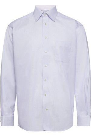 Eton Classic Fit Business Signature Twill Shirt Skjorte Business