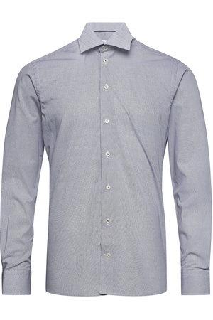 Eton Contemporary Fit Business Poplin Shirt Skjorte Business