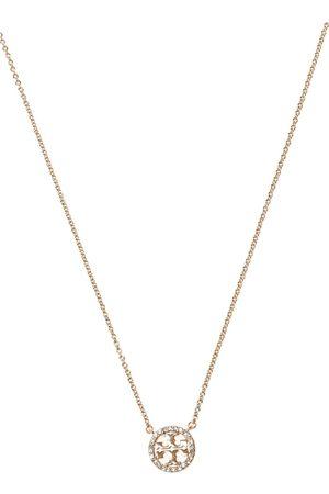 TORY BURCH Miller Pavé necklace