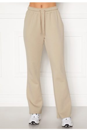 Only Dame Slengbukser - Joy Sweet Flared Pant Silver Lining M