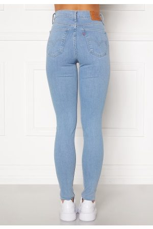 Levi's Mile High Super Skinny Jeans 0181 Galaxy Hazy Day 25/30