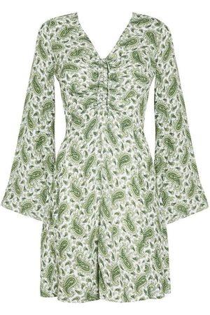 Faithfull the Brand Thomasina Dress Paisley